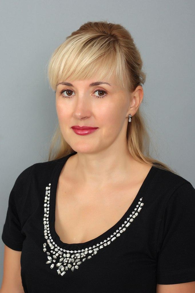 Лариса Крайнова